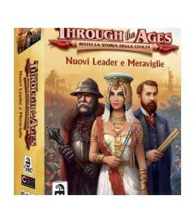 Through the Ages: Nuovi Leader e Meraviglie