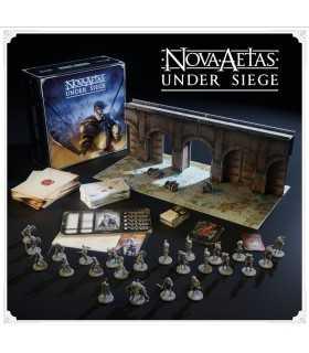 Nova Aetas: Renaissance - UNDER SIEGE - Kickstarter Exclusive