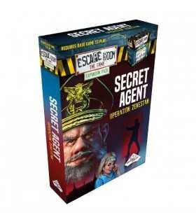 Escape Room: Agente Segreto