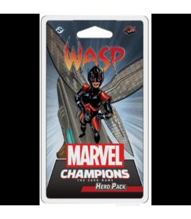 Marvel Champions LCG - Wasp - Pack Eroe