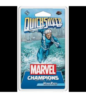 Marvel Champions LCG - Quicksilver - Pack Eroe