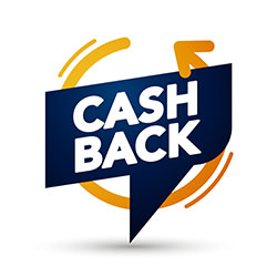 Cashback di Get Your Fun