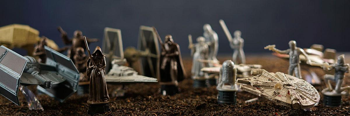 Giochi da tavolo a tema Star Wars