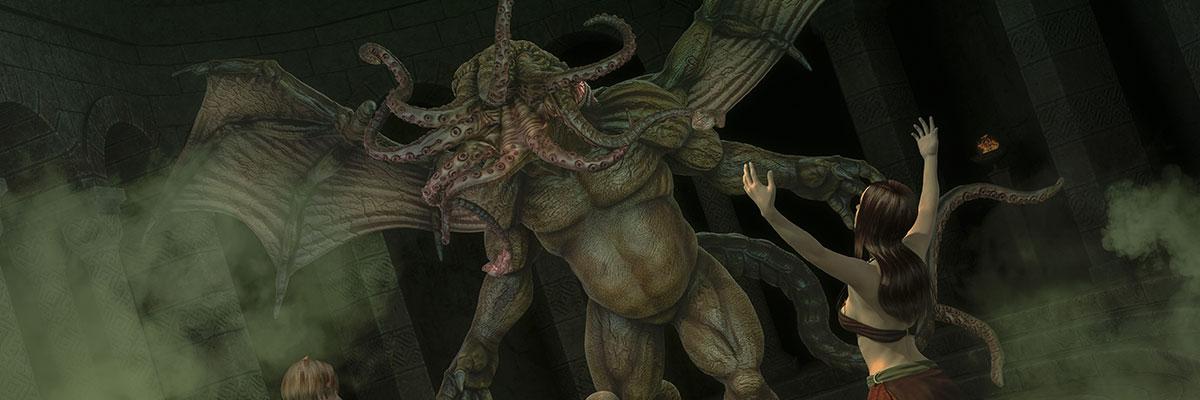 Giochi da tavolo della saga di Arkham Horror