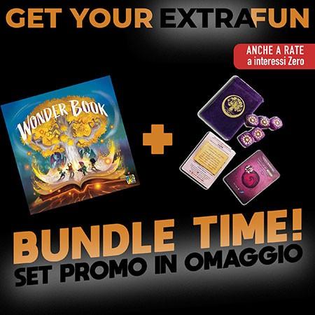 Wonder Book - Bundle Base + Promo